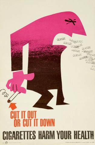 六○年代英国政令宣导海报
